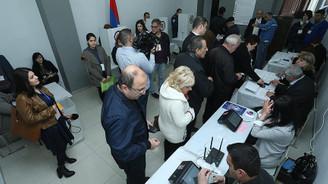 Ermenistan'da parlamento seçimleri sona erdi