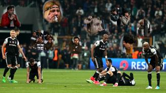 Beşiktaş'tan mağrur veda