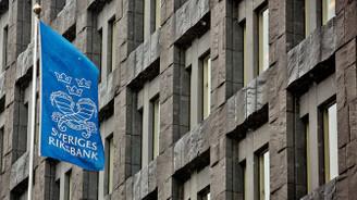 Riksbank faiz oranını değiştirmedi