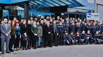 'KGF desteği ihracatta rekabet gücümüzü artırdı'