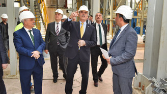 237 milyon TL'lik yatırımlar Bursa'ya kazandırılıyor