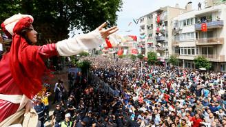 477. Mesir Macunu Festivali yapıldı