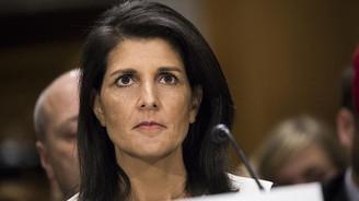 Haley: Suriye halkı Esed'i istemiyor