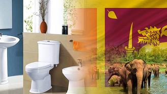 Sri Lankalı toptancı vitrifiye ürünleri ithal edecek