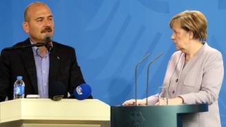 Merkel Hanım bakalım ne yapacak?
