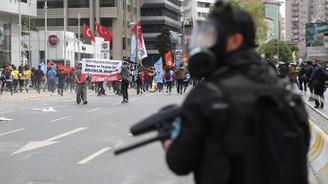 1 Mayıs'ta 165 gözaltı