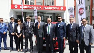 Tofaş, mesleki eğitime destek için Kayseri'de
