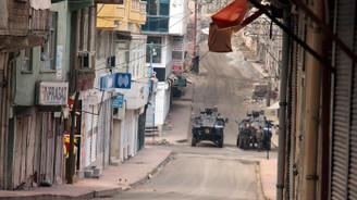 Muş'ta sokağa çıkma yasağı ilan edildi