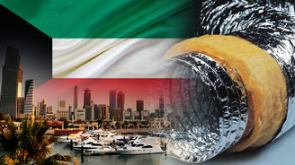 Kuveytli ithalatçı havalandırma kanalları satın alacak