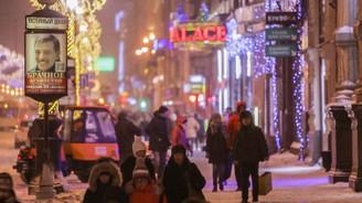 Rusların harcamaları son 5 yılın dibinde