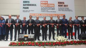 İnşaat sektörünün kalbi Konya'da atıyor