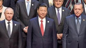 Çin'den 'Kuşak ve Yol'a 79 milyar dolarlık destek