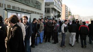 İşsizlik şubat döneminde yüzde 12,6 oldu