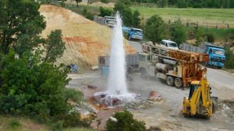Kütahya'da jeotermal kaynak ihalesi