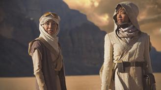 Star Trek: Discovery'nin ilk fragmanını yayınladı.