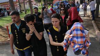 13 ildeki 'eskort siteleri' soruşturmasında 18 tutuklama