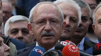 Kılıçdaroğlu: Medya üzerindeki baskıyı kaldıramayız