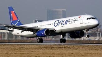 Onur Air Moskova uçuşlarına başladı