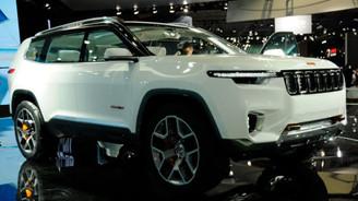 Jeep'ten hibrit konsept sürprizi