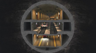 Büyük İstanbul Tüneli Projesi'ne başlanıyor