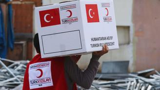 Kızılay ramazanda 12 milyon insana ulaşmak istiyor
