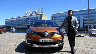 Yenilenen şehirli crossover Renault Captur Türkiye'de