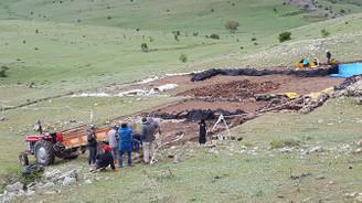 Kerkenes Dağı'nda arkeolojik kazılara başlandı