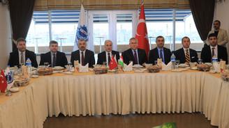 Macaristan'dan Kayserili iş adamlarına yatırım daveti