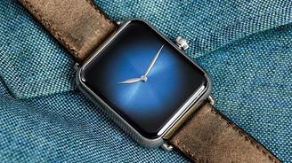 100 bin liralık 'Apple Watch'