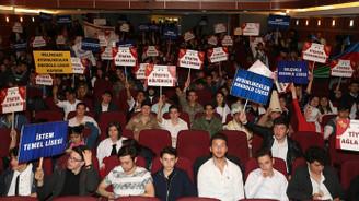 Kayseri Uluslararası Liselerarası Tiyatro Festivali başladı
