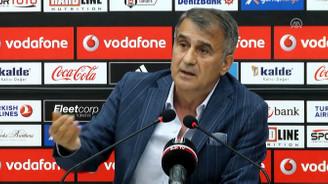 Şenol Güneş: Beşiktaş'ta kalmak istiyorum, kovsalar da gitmem