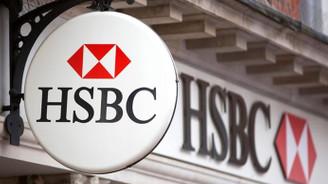 HSBC'de ilk çeyrek kârı 5 milyar dolar azaldı
