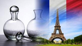 Fransız firma cam şişe kapağı 100 milyon ad ürettirecek