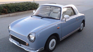 Retro tasarımlı Micra: Nissan Figaro
