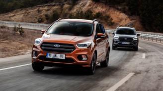 Ford'un iki yeni modeli Antalya'da tanıtıldı