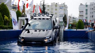 Ford Antalya'da nefes kesti