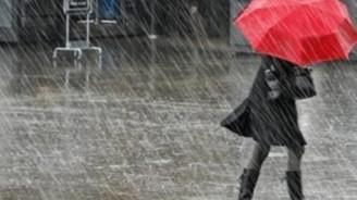 Meteorolojiden 13 il için kuvvetli yağış uyarısı