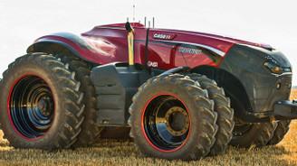 Yarının tarım makineleri: İnsansız traktörler