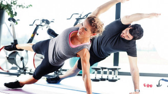 Oteller 'fitness'ı çok sevdi