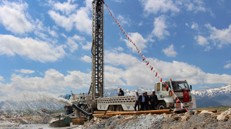 Konya'da jeotermal kuyu çalışması tamamlandı
