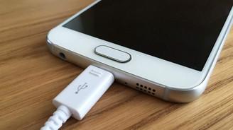 Android telefonlar 15 dakikada yüzde 50 şarj olacak