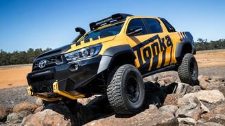 Toyota'dan yetişkinler için oyuncak
