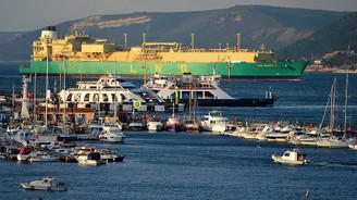 'Doğalgaz ile LNG üzerinden ilerleyen bir savaş var'