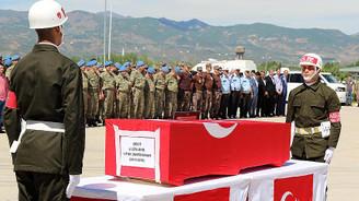 Şehit Uzman Onbaşı Demirkıran için tören düzenlendi