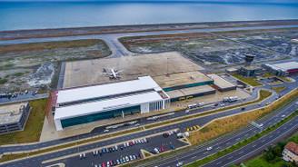 Ordu-Giresun Havalimanı'na DVOR cihazı kuruluyor