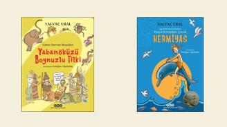 Yalvaç Ural'dan güzel iki kitap