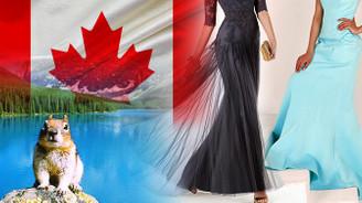 Kanadalı firma abiye kıyafetlerle ilgileniyor