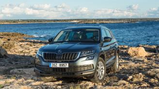 Skoda'nın yeni SUV'u Kodiaq, Euro NCAP'tan 5 yıldız aldı