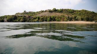 Sapanca'da su seviyesi son 5 yılın zirvesinde