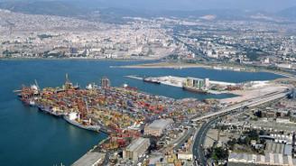 Ege Bölgesi'nin ihracatı yüzde 3 arttı